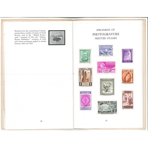 6 - Mixed Lots; Waterlow and Son's presentation booklet