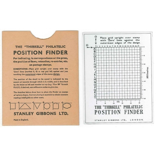 553 - Supplies; Stanley Gibbons