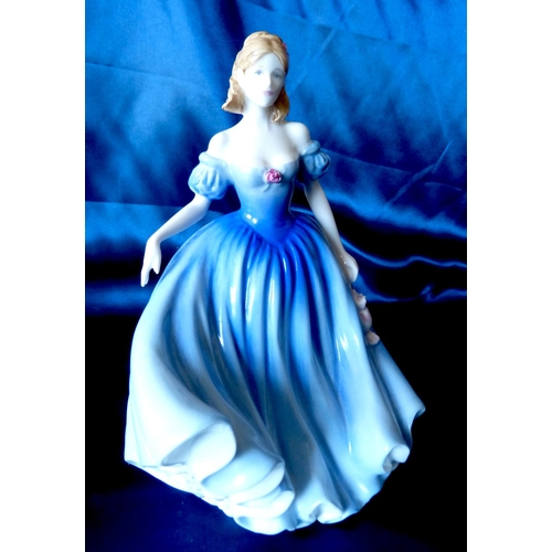 146 - A Royal Doulton Figurine