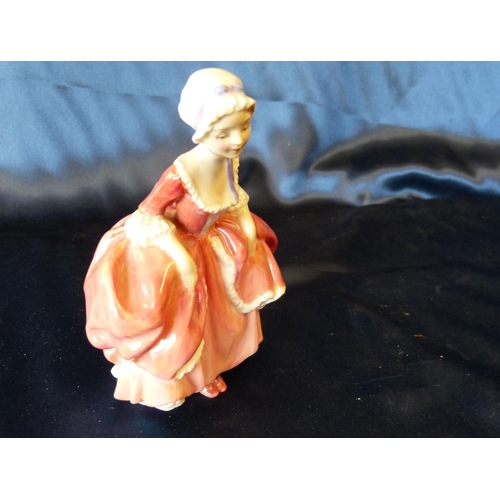 155 - A Royal Doulton Figurine