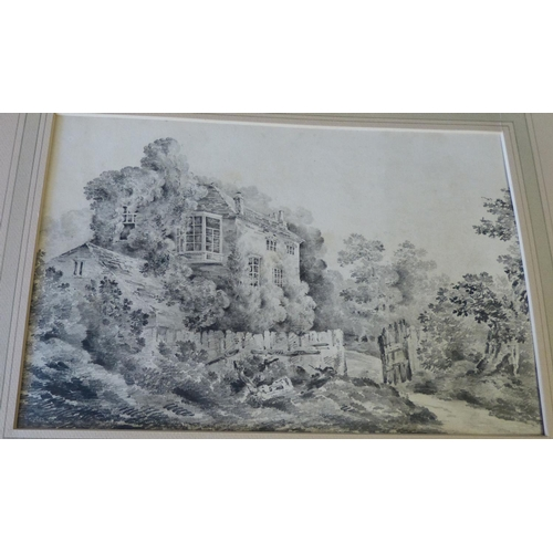 196 - Louisa Hoare Pencil Sketch