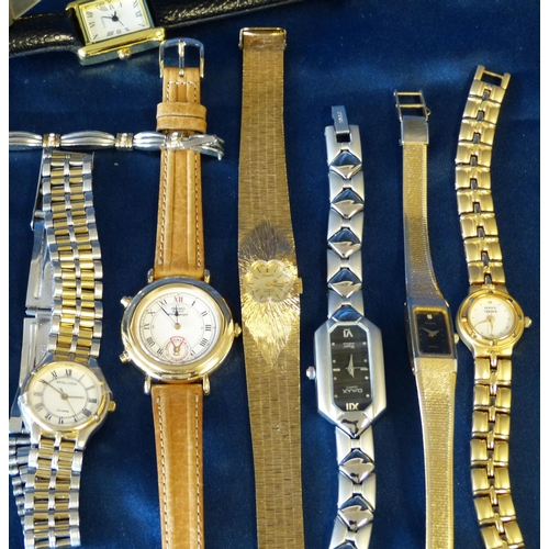 504 - A Quantity of Various Modern Ladies Wrist Watches...