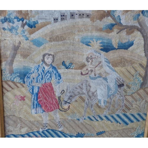 639 - An 18th Century Tapestry