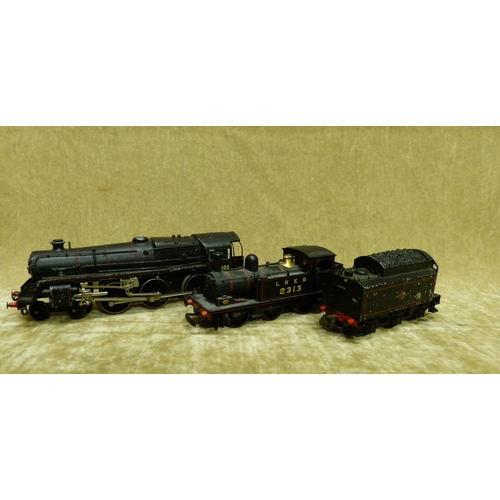 770 - A Bachmann LNER 2313 Locomotive, another 73000 Locomotive with tender (3)...