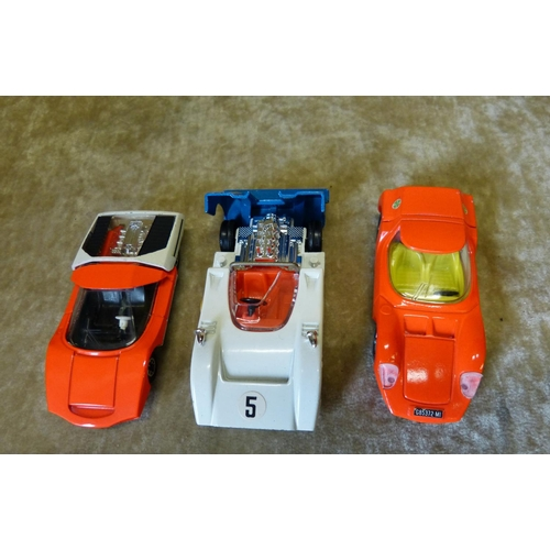 822 - 3 Boxed Diecast 1970's Dinky Cars
