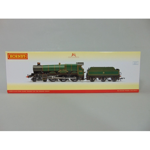 56 - Hornby Locomotive R3166 GWR 4-6-0 star class 'Knight of the Grand Cross', boxed (1)...
