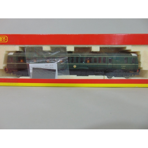 59 - 2 Hornby Locomotives: R2509 class 121 Driving Motor Brake 'w55027' and R2892 LSWR 4-4-0 class T9 '12...