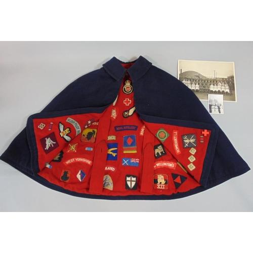 1529A - Collection of WW2 Nursing Memorabilia recognising the service of Nurse Grace Pollard including a cap...