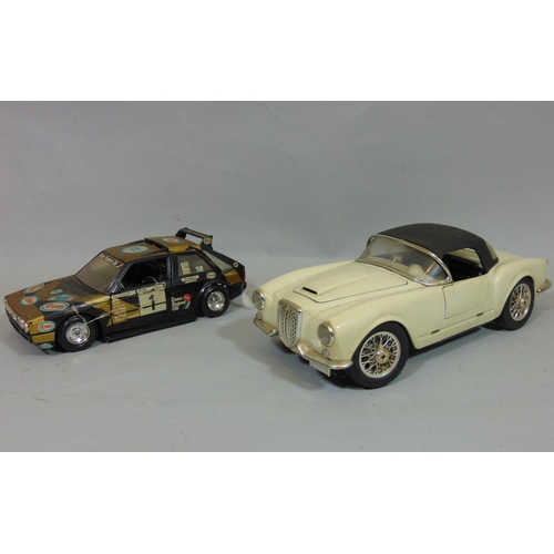50 - 4 trays of model vehicles including unboxed models by Lesney, Tri-ang, Corgi, Hotwheels etc, unboxed...