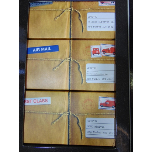 60 - 3 Corgi Royal Mail Gift Sets, including The Classic Forties & Fifties, Sixties and 70's Collections...