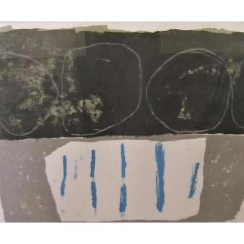 588 - William Scott (1913-1989) - 'Arran', signed, limited 34/50 lithograph, 55 x 67cm...