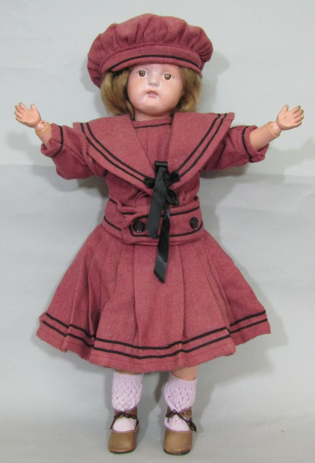 General Sale of Antiques - Day 1 to Include Collection of Vintage Dolls and Teddy Bears - 106 Lots