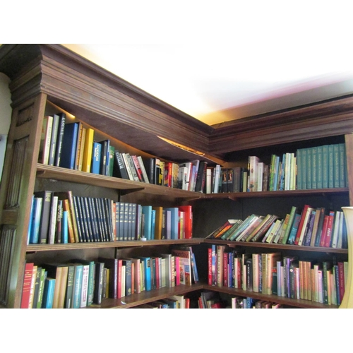 121 - Bookcase A - A quantity of books, history, horticulture, Shakespeare, etc (Books Only) (200 - 300 vo...
