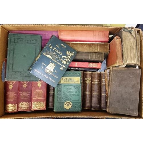 8 - Box of General Irish Interest Books...