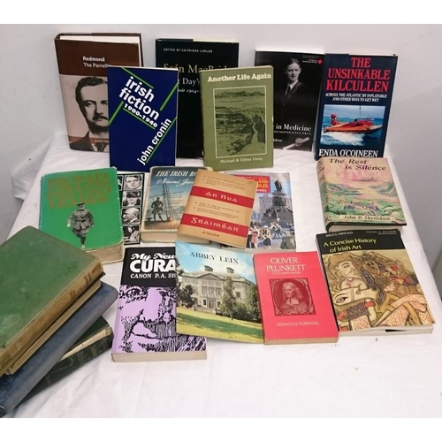 11 - Box of Various Irish Interest Books...