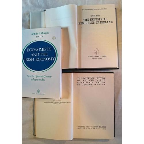 28 - Economics: O'Brien, Economic History of the Seventeenth Century  (1919); Murphy,  Economists and the...