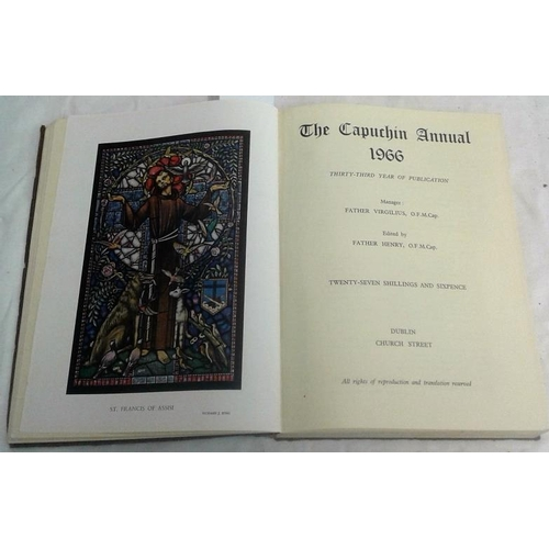29 - The Capuchin Annual 1966. Large format. The scarce edition commemorating the 1916 rebellion....
