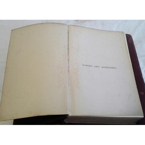 41 - Maynooth College Centenary History. 1895. Maynooth Centenary Record. 1896. Papers and Addresses by R...