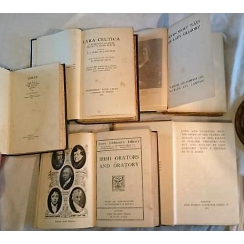 52 - Flood, Irene, Prose and Poetry (1929); Kettle, Irish Orators and Oratory; Lyra Celtica (1932); Lady ...