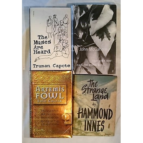 61 - Truman Capote, The Muses are Heard (London 1967); first ed; (account of Porgy and Bess in Russia); H...