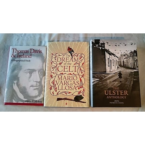 62 - Thomas Davis and Ireland (2003); Llosa's The Dream of the Celt (2012); Craig, The Ulster Anthology (...
