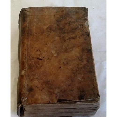 65 - Summa Iuris Canonici. Henrico Canisio. Antwerp. 1643. Vellum....
