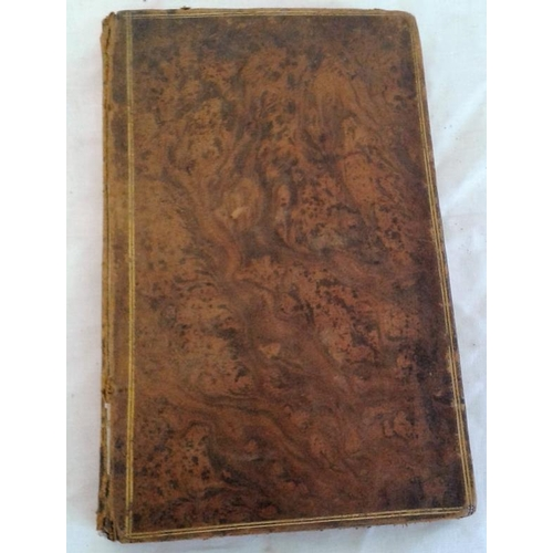 68 - The Doctrine of Antiquity  by Clerophilus Alethes.  London. 1736. Leather....