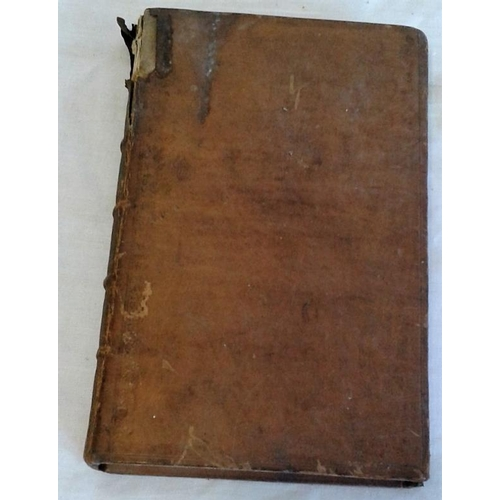84 - An Essay for a General Regulation of the Law by a Gentleman of the West Riding of York. London. 1727...
