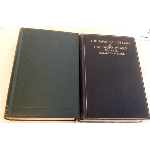 155 - Lafcadio Hearn. 5 books, early edition....