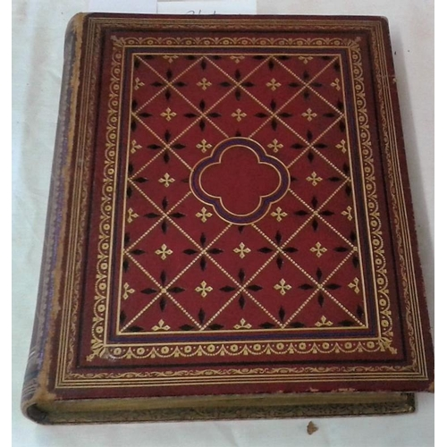 169 - Attractive photo album. 1901-1912. Derybyshire and Cornwall interest, early Catholic missionary acti...