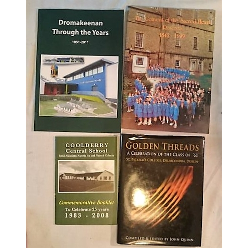 175 - Education: John Quinn, Golden Threads, A Celebration of the Class of 1961, St. Pat's, Drumcondra (20...