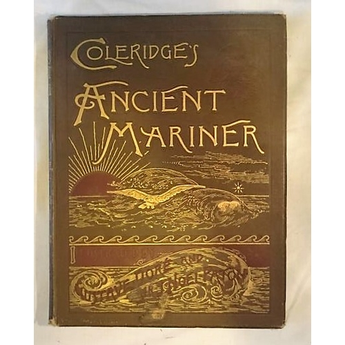 205 - Coleridge, Ancient Mariner, edited by Alfred Trumble with Dore and Paton Illustrations;  (NY 1887); ...