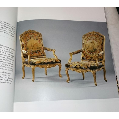 215 - Partridge Fine Arts Plc 2 vol set 'English Furniture & Works of Art', 'French & Continental Furnitur...