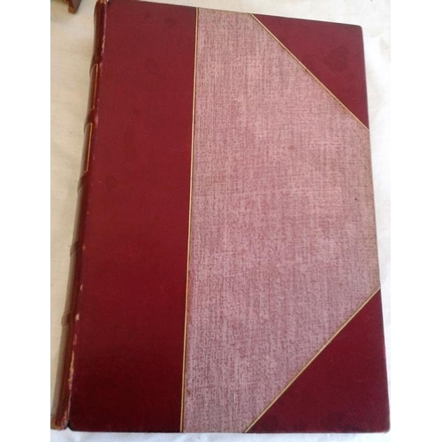 262 - History of the English People by John Richard Green. Illustrated edition. London. 1901. 4 vols. Half...