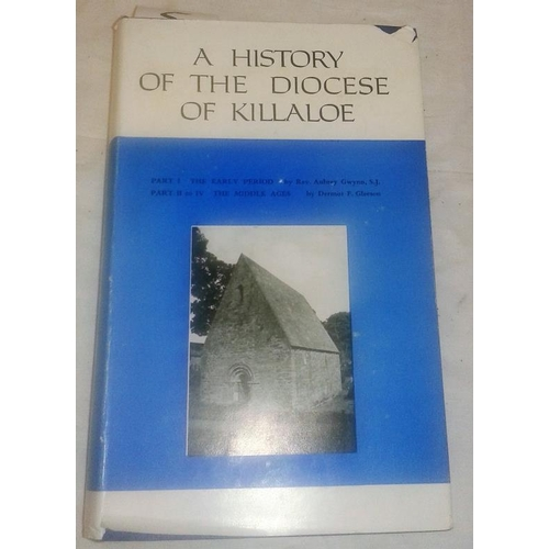 264 - A History of The Diocese of Killaloe. Gwynn and Gleeson. Dust jacket....