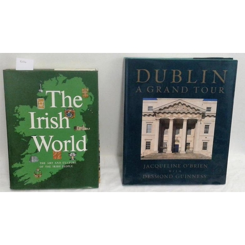 269 - 'Dublin A Grand Tour' and 'The Irish World' (2)...