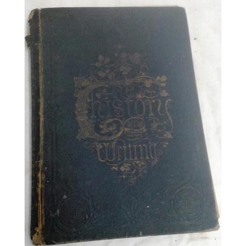 275 - Origin and Progress of Writing. Noel Humphreys. London. 1853. Cloth. Disbound...