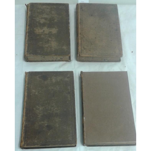 318 - Miscellaneous Works of Oliver Goldsmith, with account of his life and writings. London. 1812. 4 vols...