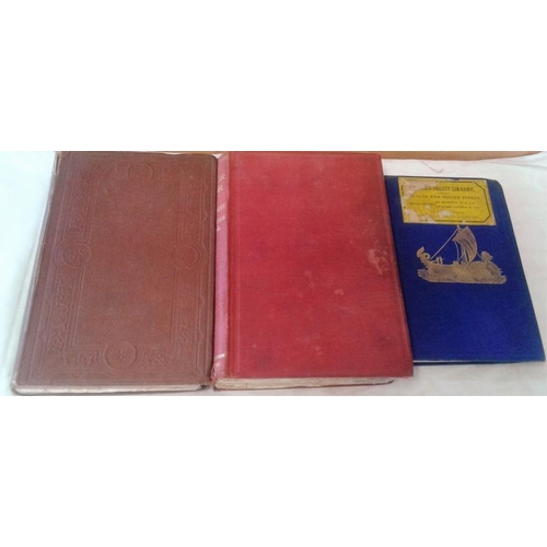 333 - Letters from High Latitudes by The Earl of Dufferin.  1895. & The Polar Regions. Sir John Richardson...