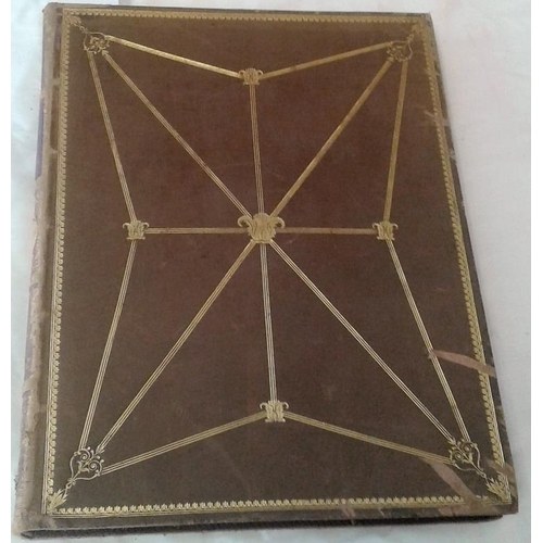346 - Baronial & Ecclesiastical Antiquities of Scotland. Edinburgh. 1848.  Plates. Attractive binding...