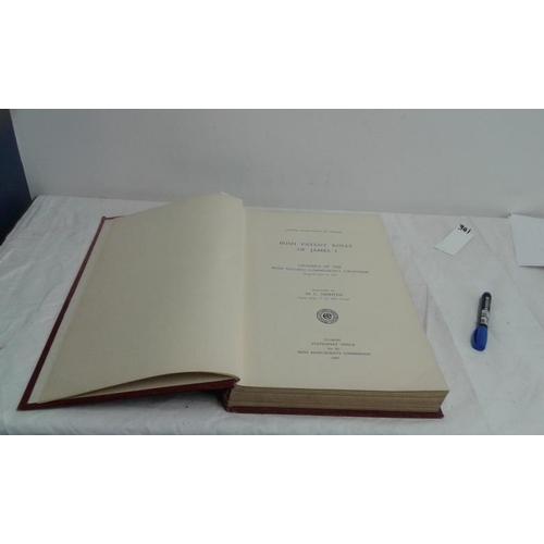 360 - Irish Patent Rolls of James I: Facsimile of the Irish Record Commission's Calendar Prepared Prior to...