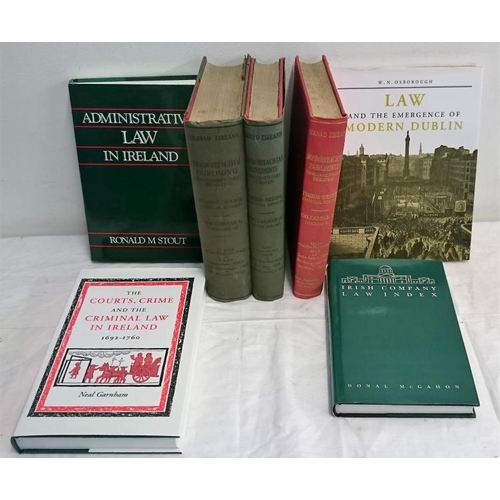 382 - Seanad Éireann, Debates,  11th Dec 1922 to April 1924, 3 Vols. (Vols 1, 111 with dust jackets). Lega...
