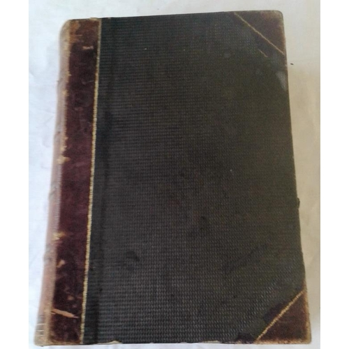 455 - History of Ireland by Dolby etc. London. Circa 1880. Plates. Half-leather....