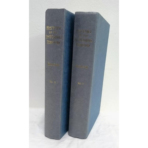 462 - Rev John Gleeson, History of Ely O Carroll Territory with Introduction and Bibliogaphy by George Cun...