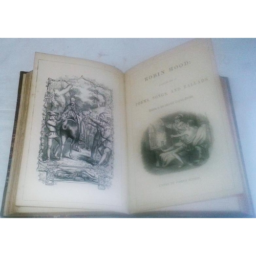 504 - Ossian's Fingal;  An Ancient  Epic Poem in Six Books by George Harvey.  London: 1814, bound with Can...