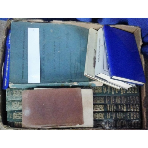 1 - Box of Various Books...