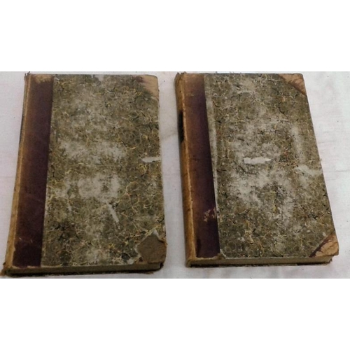 99 - The Life and Death of Lord Edward Fitzgerald by Thomas Moore. London.  1831.2 vols. Half leather....