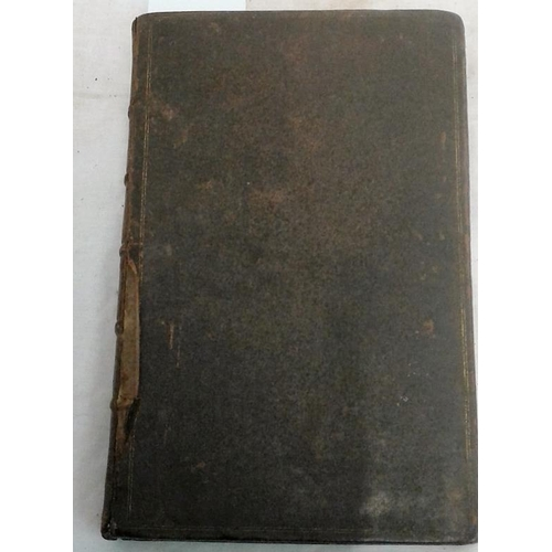 472 - An Short Discourse.  Concerning Universal History in two parts  by Richard Spencer.   London. 1731.l...