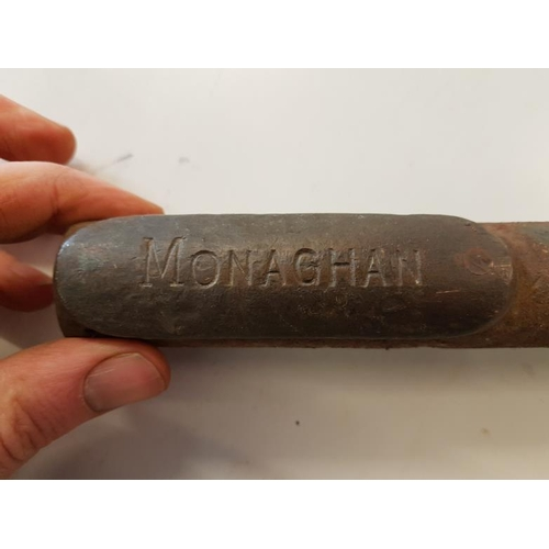 6 - Large Staff Glasslough-Monaghan, 23in...