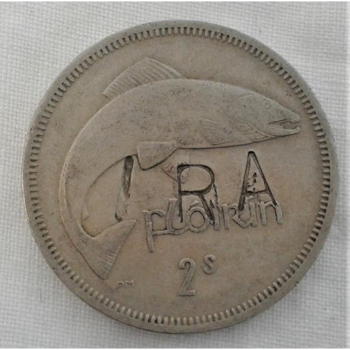 246 - Ireland Various Countermark Coins, H-Block, UVF, Annie McIvor, etc. (24)...
